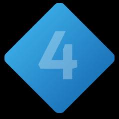 czwórka